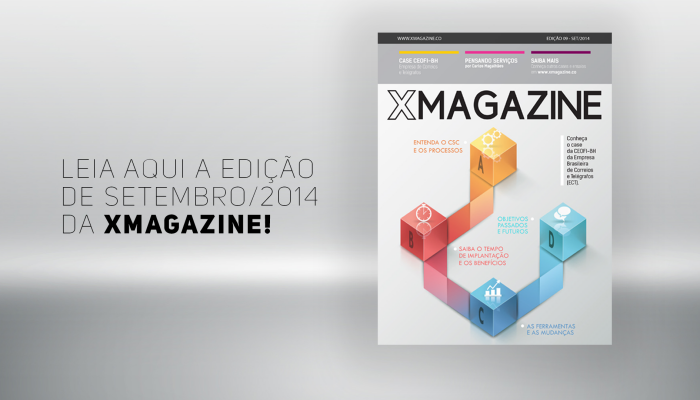 XMAGAZINE – Setembro / 2014